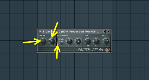 Fruity Delay 2 Settings For The Bass