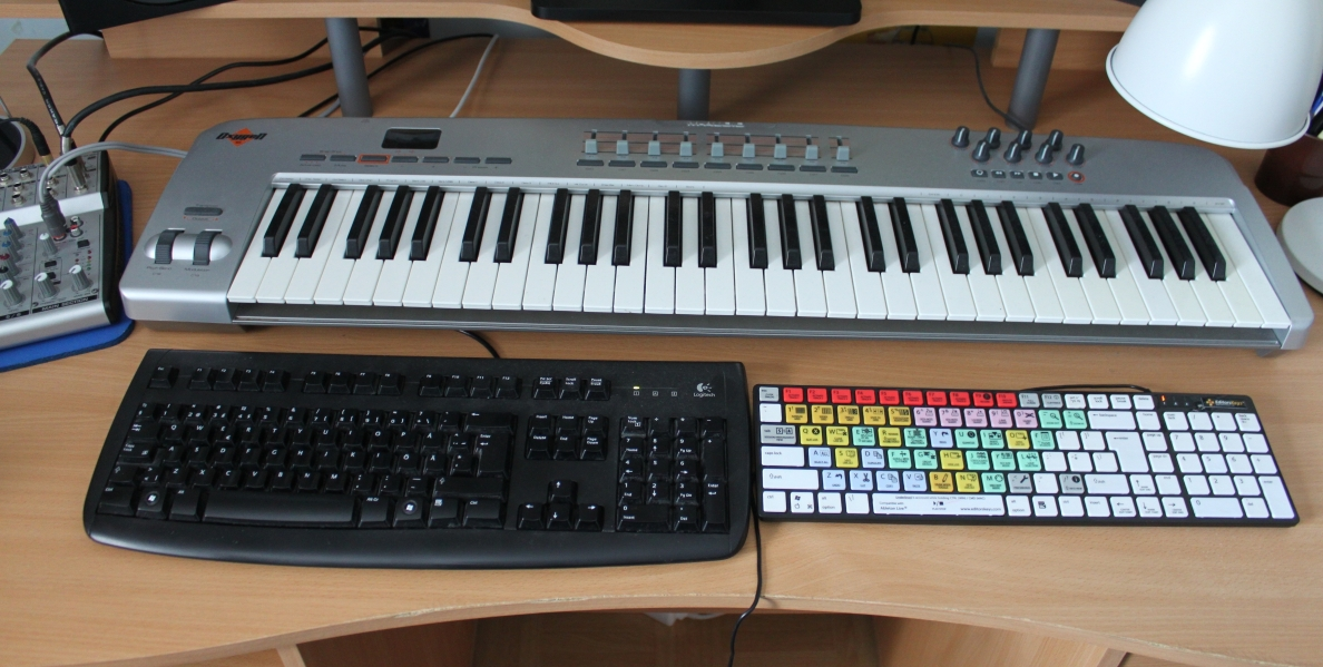 Review: Editors Keys Ableton Live Shortcut Keyboard