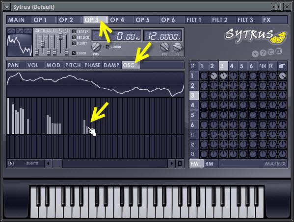 Adding Harmonics In Operator 3