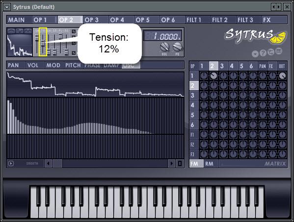 Operator 2 Tension