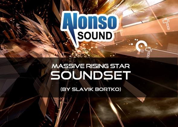Review: Alonso Sound Massive Rising Star Soundset (by Slavik Bortko)