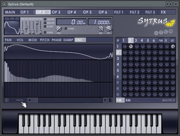 Smooth The Harmonics In Operator 2