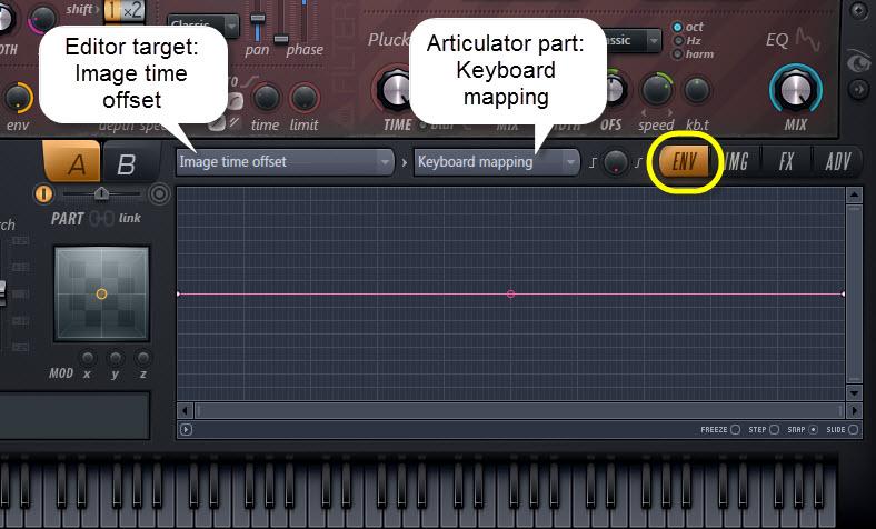 Keyboard Mapping Editor