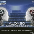 "Alonso Sound Releases ""Clubstars Sounds Vol. 2"" Sample Library"