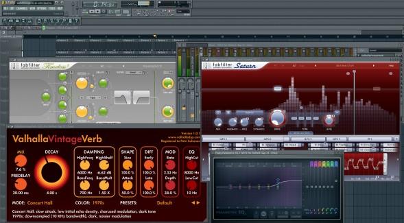 edm plugins for fl studio