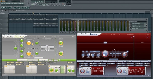 FabFilter Timeless 2 And Saturn Presets
