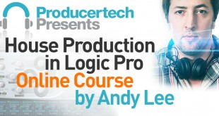 House Production By Andy Lee Win Access To The Course
