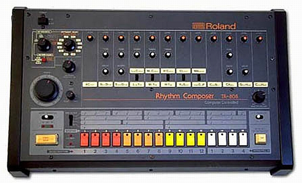 Tons Of Classic Drum Machine Sounds For Free!
