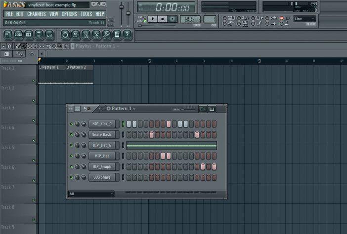 Beat Pattern 1