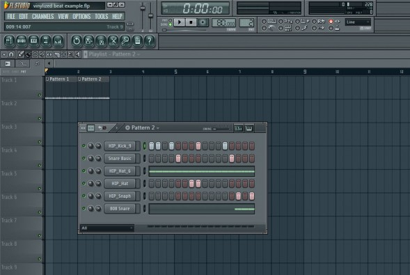 Beat Pattern 2