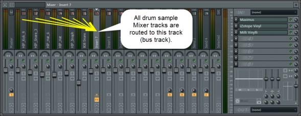 Bus Track