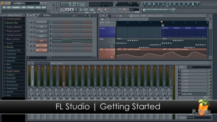 Getting Started With FL Studio