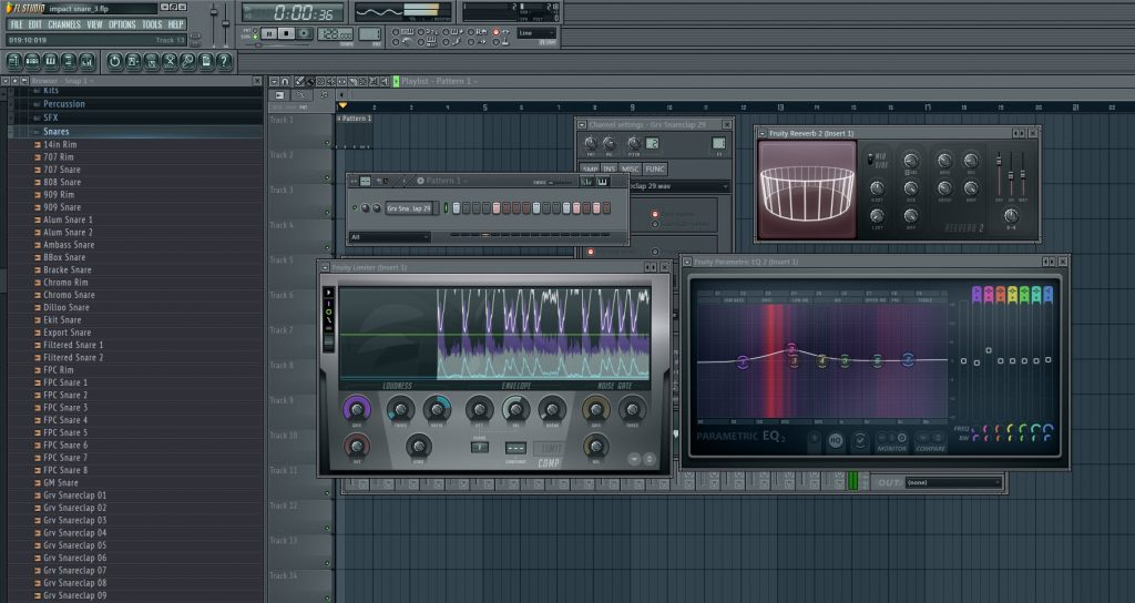 How To Make Huge Impact Snare Sound