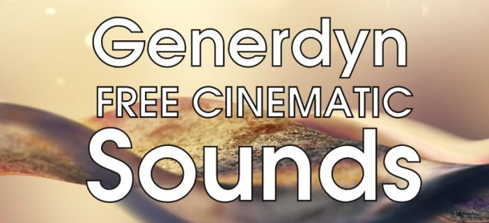 Free Cinematic Sounds By Joshua Crispin!