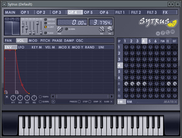 How To Create Deep House Chord Stab With Sytrus