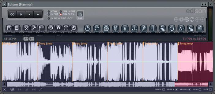 DirectWave Sound Recorded