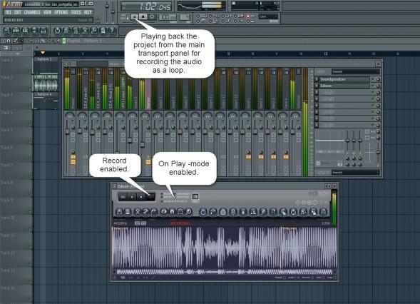 Recording In Edison