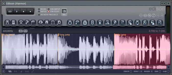 Third Sound Recorded To Edison