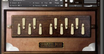 Review: Shruti Box By Cinematique Instruments
