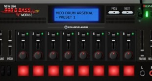 Winner Of The Xclusive-Audio's New Era 808 & Bass Module!