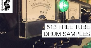 513 Free Tube Drum Samples!