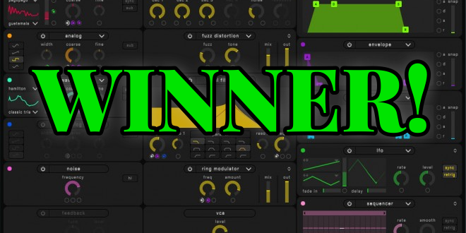 Winner Of The Circle 2 License!