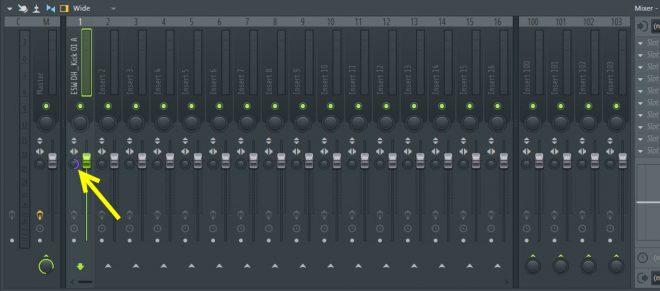 Stereo Separation Knob