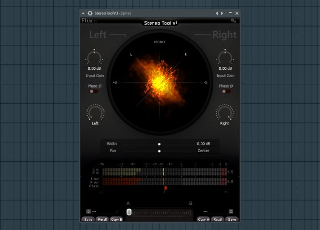 Stereo Tool Analysis Wide Stereo