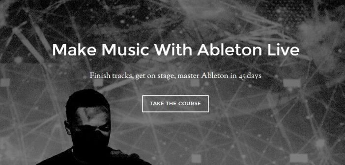 Win Free Access To Ableton Live Course By I Make Jams!