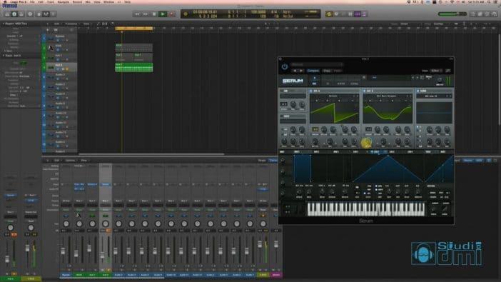 Studio DMI's Fly On The Wall: Sound Design with Ed Strazdas Pt. 2/4