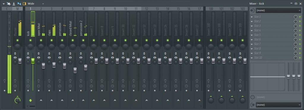 Mix Final Levels