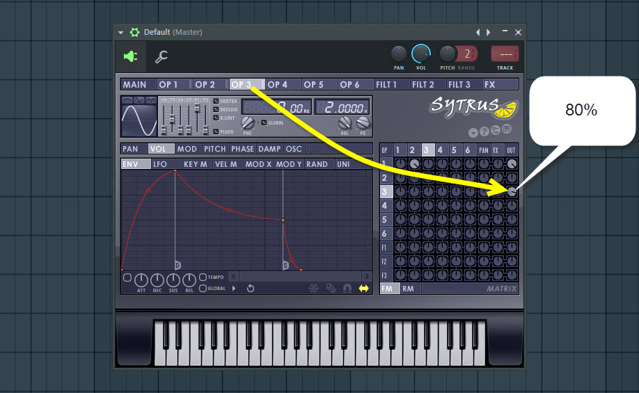 Adding More Weight To Bass Sound