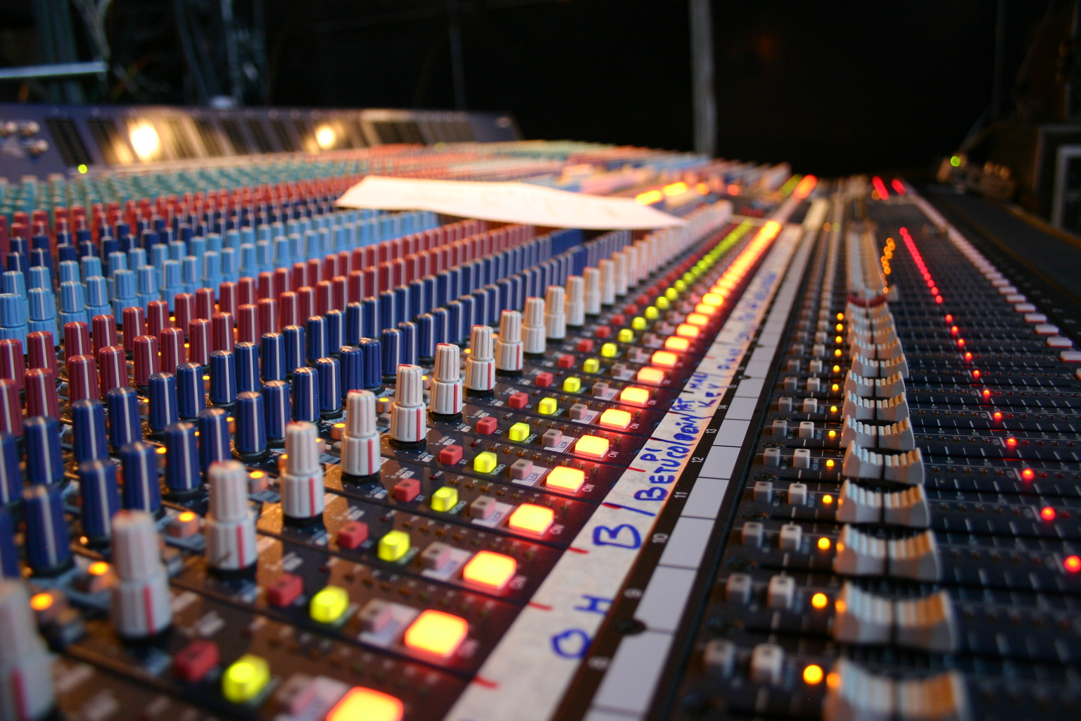 How to prepare a mix for mastering how to make for Yamaha mixing boards