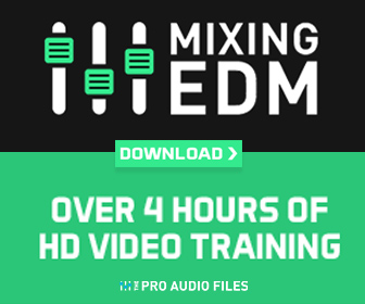 Mixing EDM Tutorials