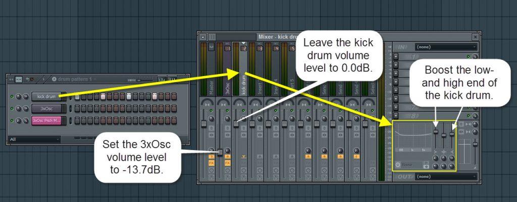 Add Kick Drum