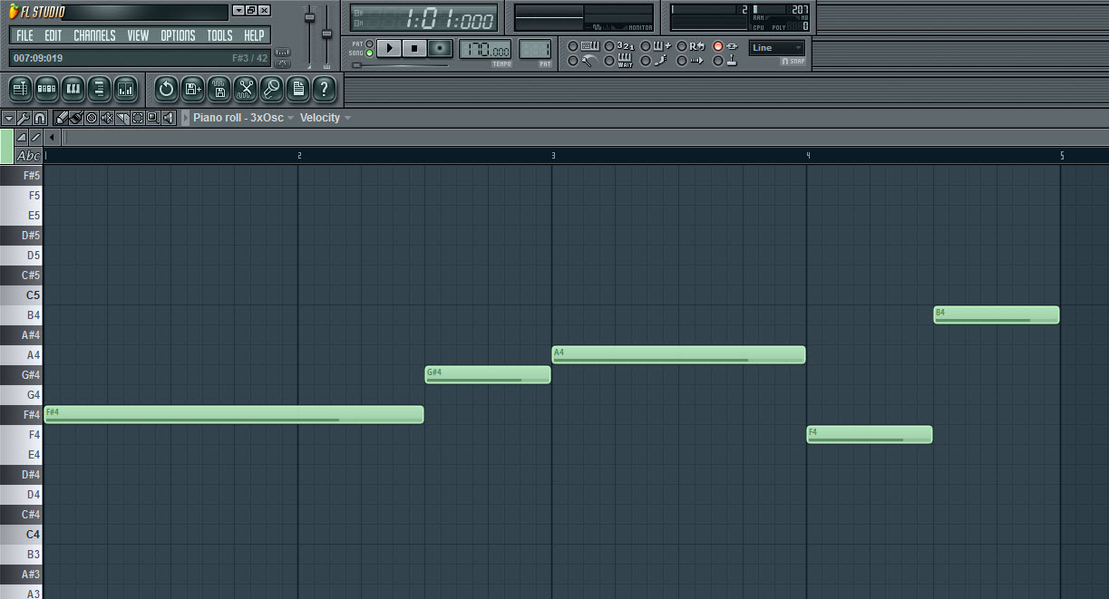 How to create reese bass in fl studio for Classic house bass lines