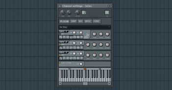 How to Create Electro House Style Bass With 3xOsc