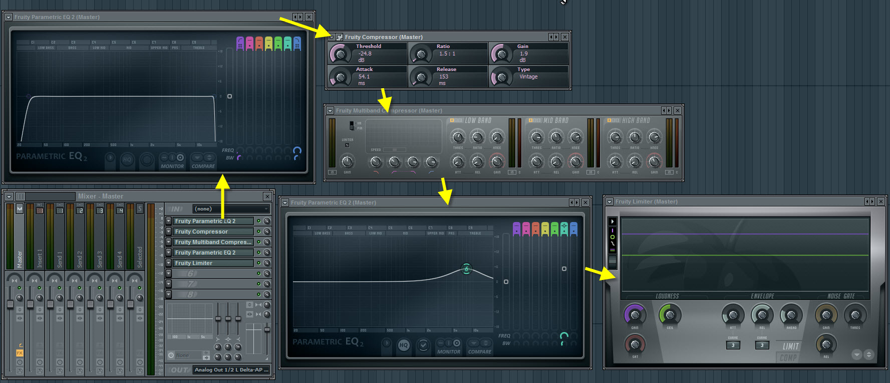 How To Master A Song In FL Studio