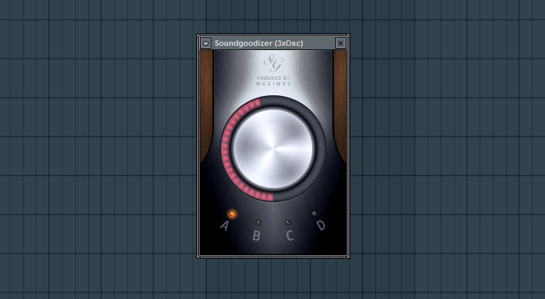 Soundgoodizer Settings
