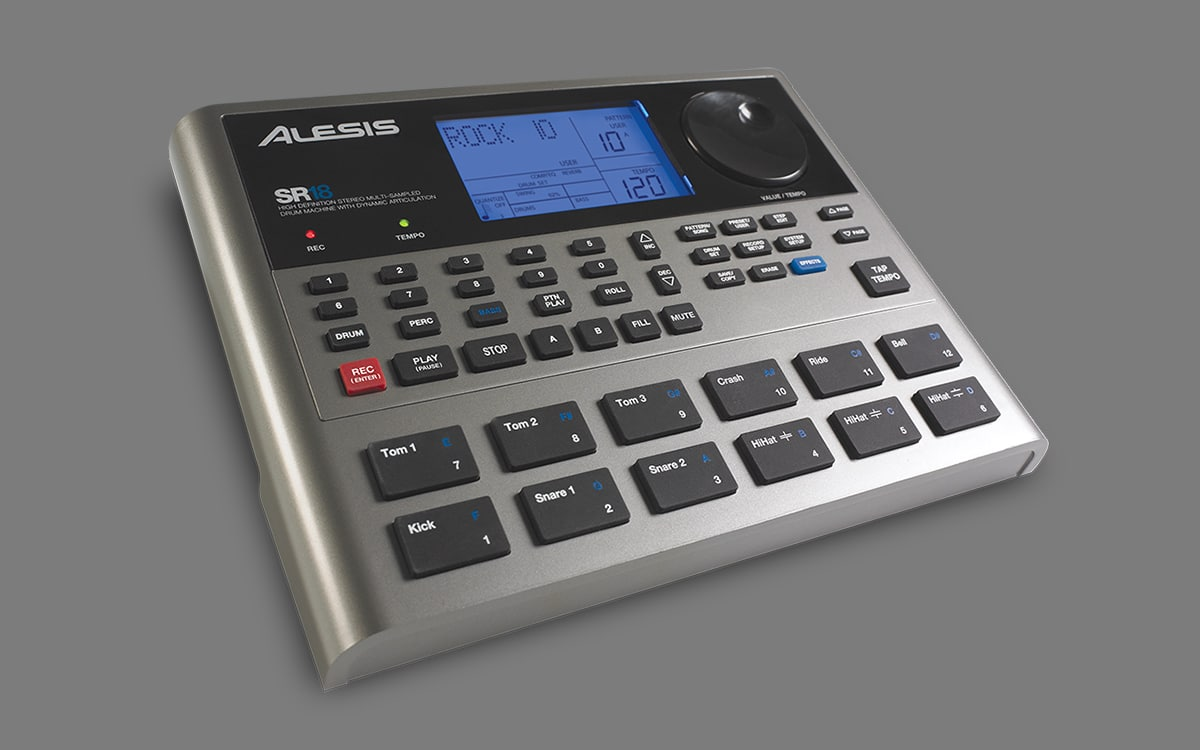 Alesis SR18 Review