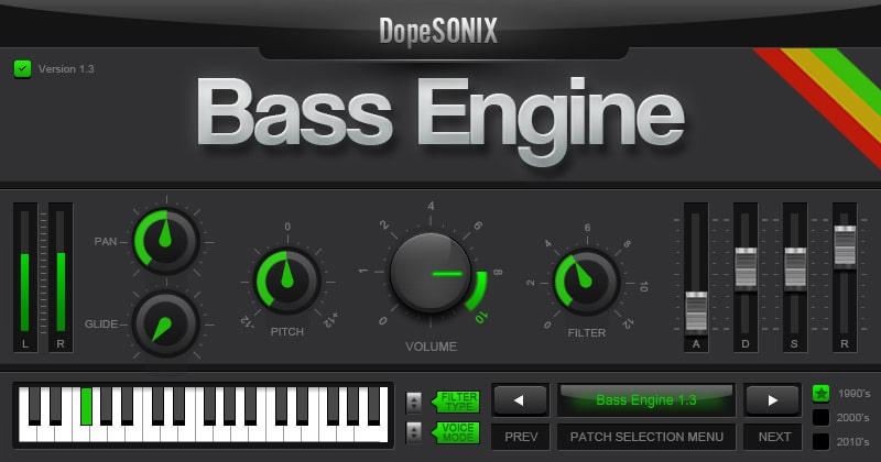 DopeSONIX Bass Engine 1