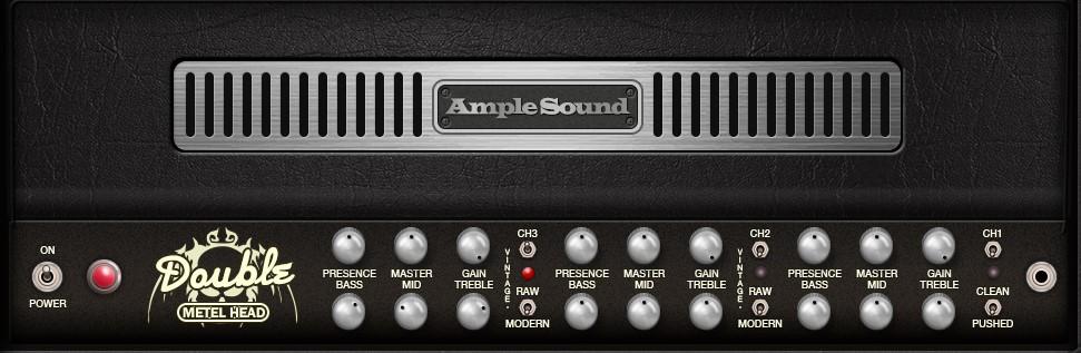 AmpleSounds Virtual Guitar Plugin