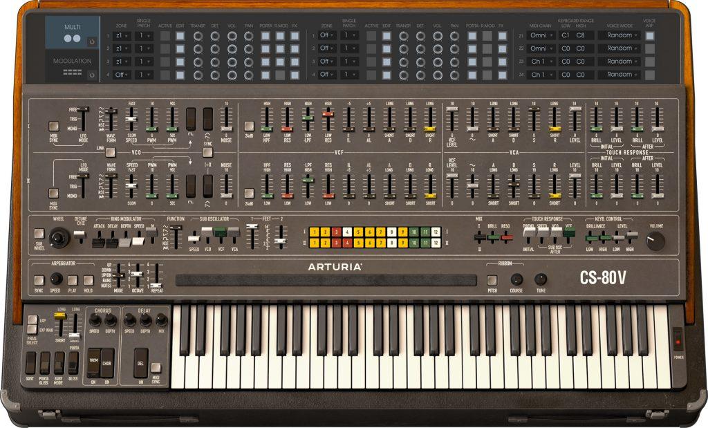 Arturia CS-80 V