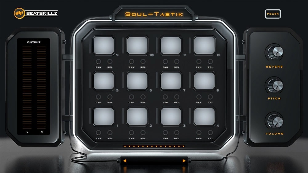 BeatSkillz Soul-Tastik