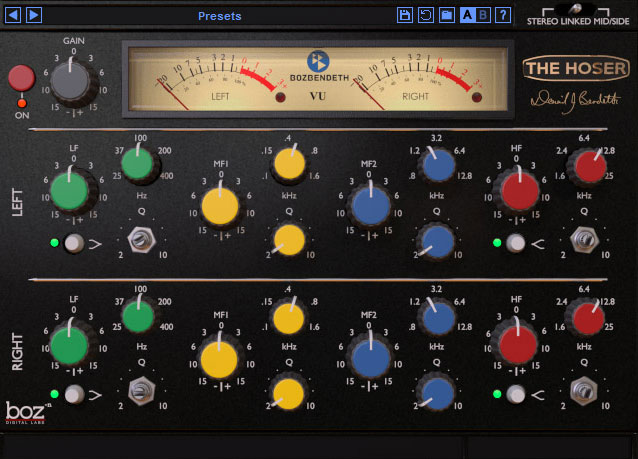 Boz Digital Labs The Hoser XT EQ