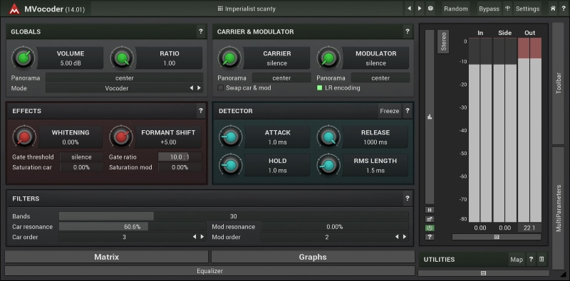 MeldaProduction MVocoder