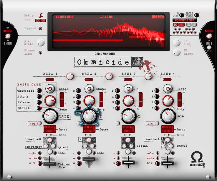 OhmForce Ohmicide_ Melohman