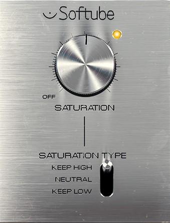 Softube Saturation Knob [FREEBIE]