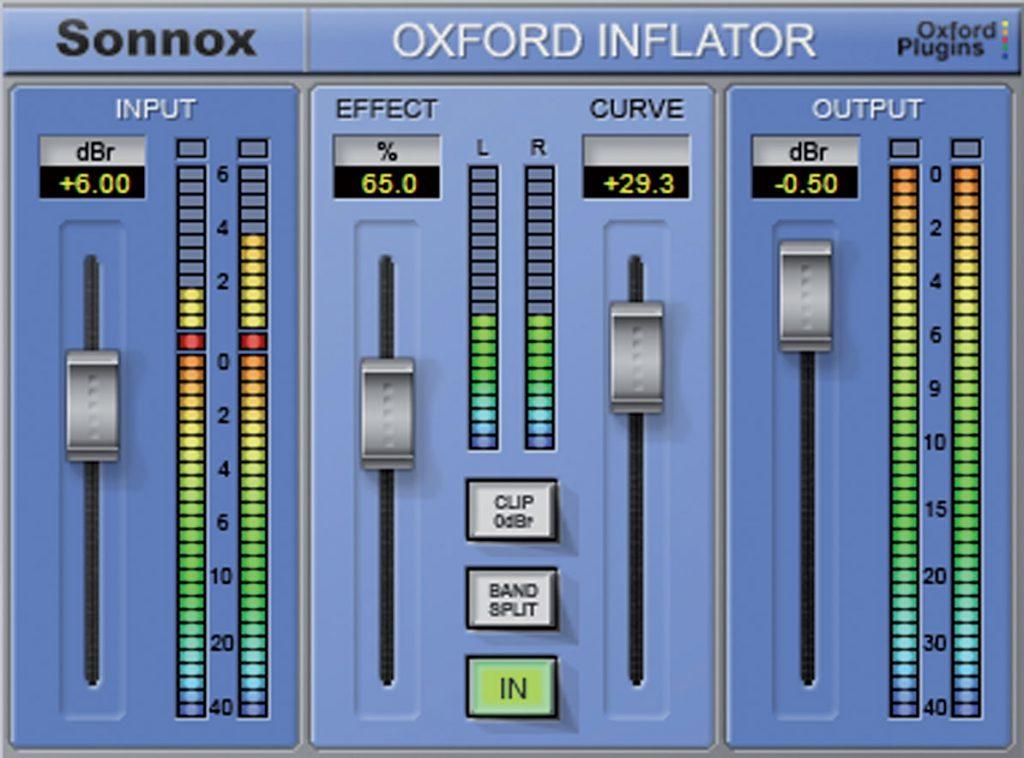 Sonnox Inflator - HD_HDX