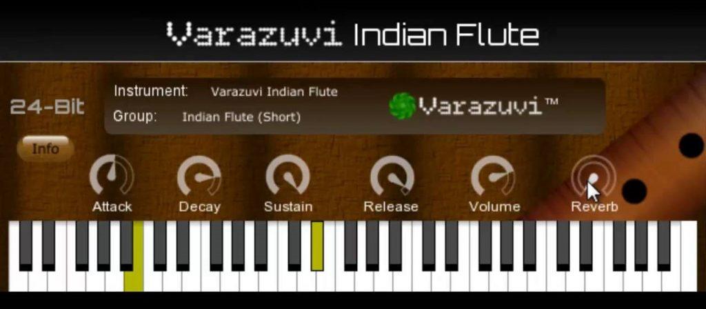 Varazuvi Varazuvi Indian Flute VST